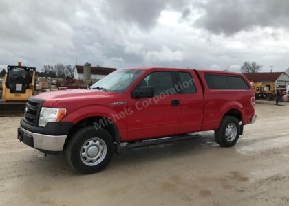 2013 Ford F150XL Ext Cab